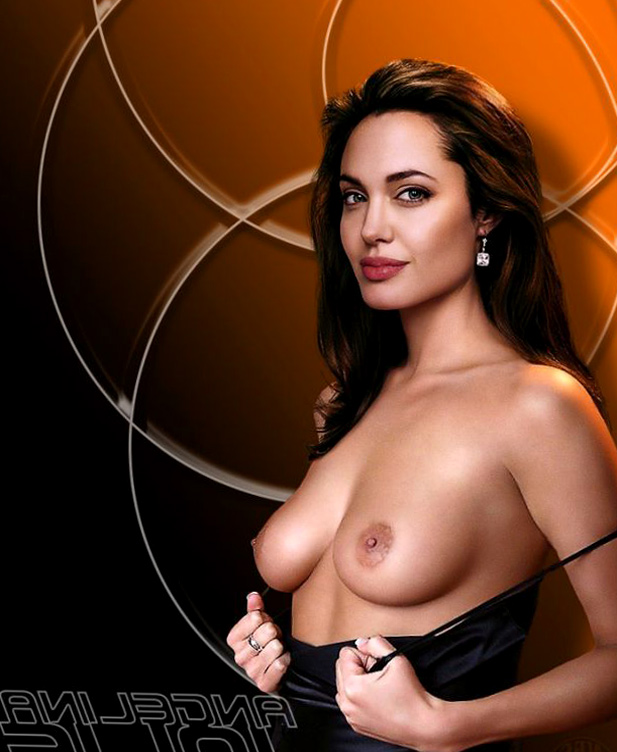 Angelina jolie hot naked #9