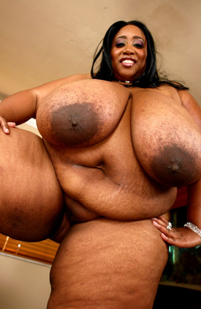 Fat big black tits, grils taking self pictures naked